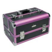 beauty case lila
