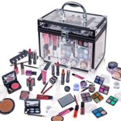 Shany Carry All Trunk Makeup Case Cosmetic Gift Set kaufen